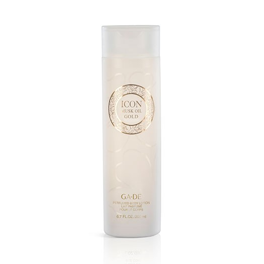 Icon Musk Oil Gold Body Lotion