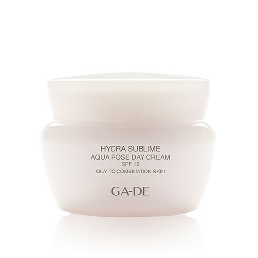 Hydra Sublime Aqua Rose Day Cream SPF 15