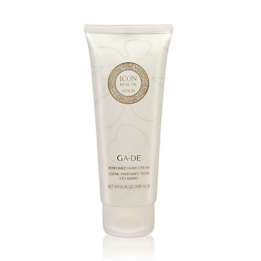 Icon Musk Oil Gold Hand Cream