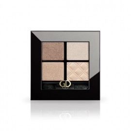 Idyllic Soft Satin Eye Shadow X4 Without Mirror No.24